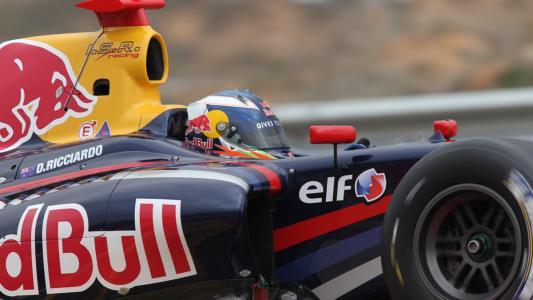 World Series Renault 3.5: Daniel Ricciardo é o mais rápido em Alcañiz