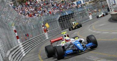 F- Renault: Na World Series, Oliver Turvey vence em Mônaco