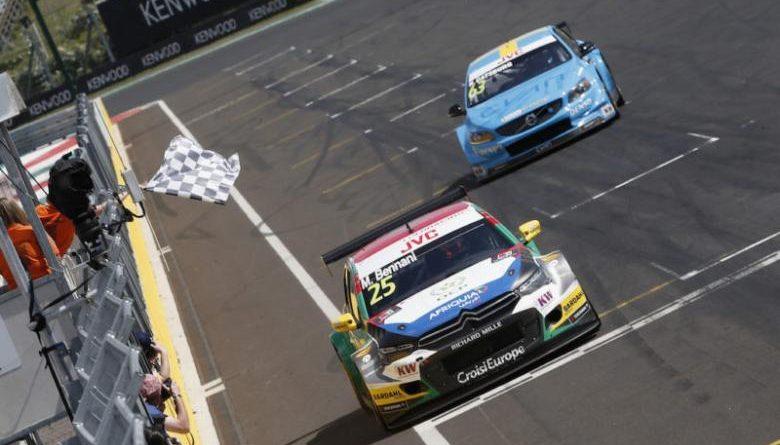 WTCC: Tiago Monteiro e Mehdi Bennani vencem na Hungria