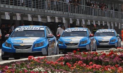 WTCC: WTCC: Robert Huff marca a pole-postion no Marrocos