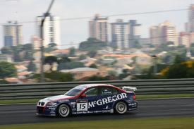 WTCC: Tom Coronel é o mais rápido em Curitiba