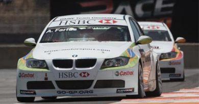 WTCC: Augusto Farfus marca a pole no México