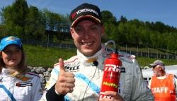 WTCC: Robert Huff marca a pole em Salzburgring