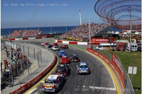 WTCC: Yvan Muller e James Nash vencem no Porto