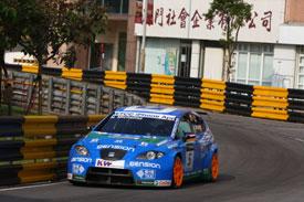 WTCC: Robert Huff e Norbert Michelisz vencem em Macau