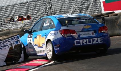 WTCC: Chevrolet vence as duas provas no Marrocos