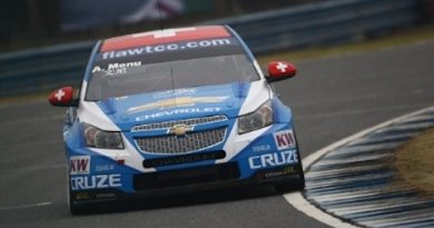 WTCC: Alain Menu marca a pole na China