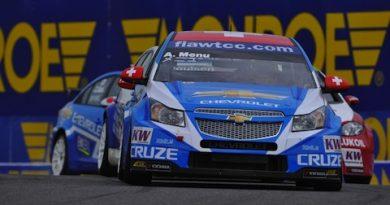 WTCC: Alain Menu marca a pole em Suzuka