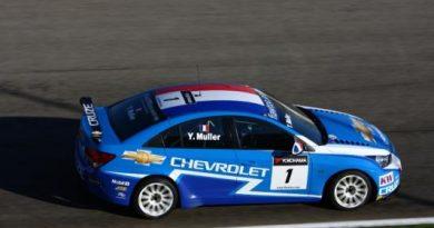 WTCC: Yvan Muller marca a pole em Valência