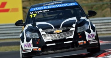 WTCC: Doze pilotos são punidos, e Michel Nykjaer larga na pole em Salzburgring