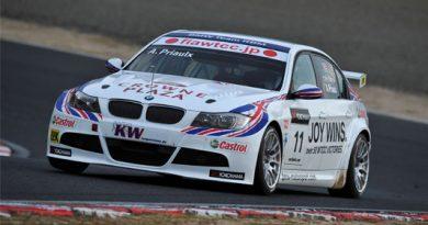 WTCC: Andy Priaulx marca a pole no Japão