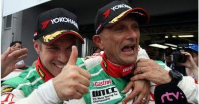 WTCC: Gabriele Tarquini faz a pole no Slovakia Ring