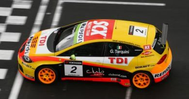 WTCC: Gabriele Tarquini marca a pole em Oschersleben