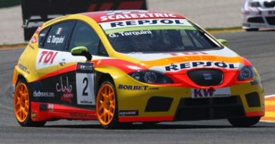 WTCC: Gabriele Tarquini marca a pole em Valência