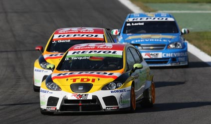 WTCC: Yvan Muller e Gabriele Tarquini vencem em Monza