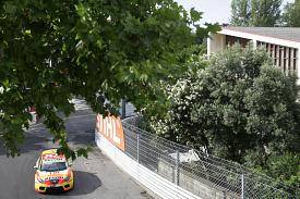 WTCC: Gabriele Tarquini sai na pole no Porto