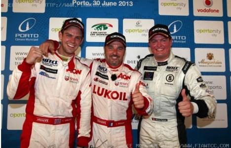 WTCC: Yvan Muller marca a pole no Porto