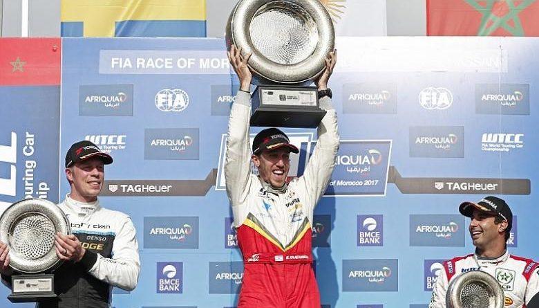 WTCC: Esteban Guerrieri e Tiago Monteiro vencem no Marrocos
