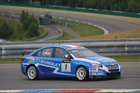 WTCC: Yvan Muller sai na pole em Brno