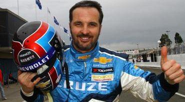 WTCC: Estreando na Chevrolet, Yvan Muller marca a pole em Curitiba