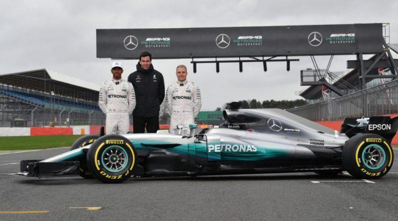 F1: Mercedes promete novo motor para próxima temporada