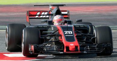 F1: Equipe Haas foca na busca por patrocínio