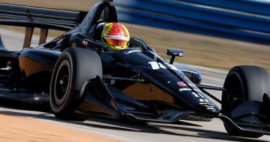 IndyCar: Em teste surpresa, Pietro Fittipaldi celebra experiência pela categoria