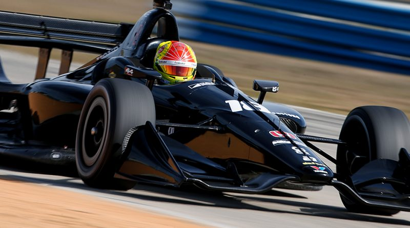 Fórmula Indy: Pietro Fittipaldi assina contrato para correr 7 etapas da Indy em 2018