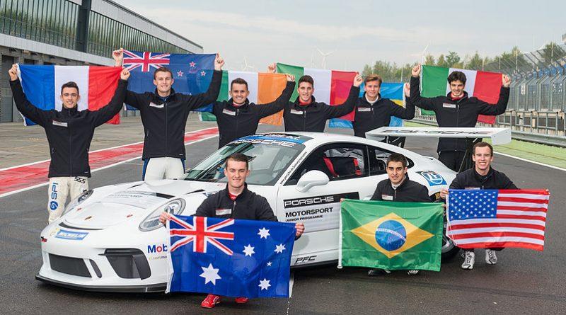 Porsche Cup distribuirá quase R$ 800 mil em bolsas para jovens pilotos