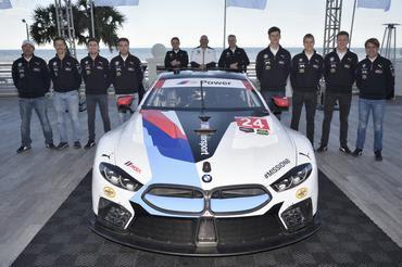 24 Horas de Daytona: Com nova BMW M8 GTE, Augusto Farfus disputa 24 Horas de Daytona pela sexta vez