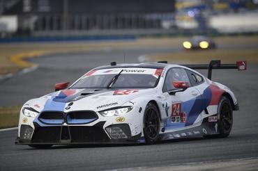 24 Horas Daytona: Após completar com sucesso as 24 Horas de Daytona com nova BMW M8, Farfus disputa 12H de Bathurst