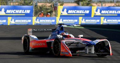 Fórmula-E: Felix Rosenqvist vence ePrix de Marrakesh