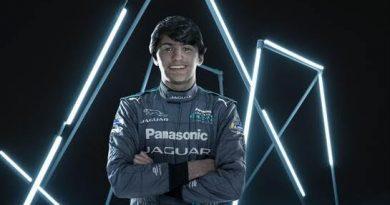 Fórmula-E: Pietro Fittipaldi testa pela Jaguar Racing