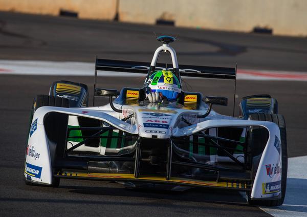 Fórmula E: problema técnico tira de Lucas a pole e a chance de lutar pela vitória