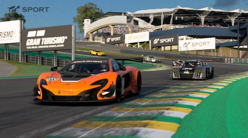 Jogos: Gran Turismo Sport - Suporte a chuva em mais pistas virá via atualizações no futuro