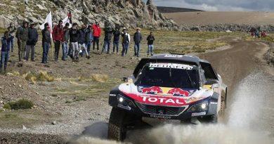 Rally Dakar: Sainz conquista vitória do Rali Dakar para a Peugeot