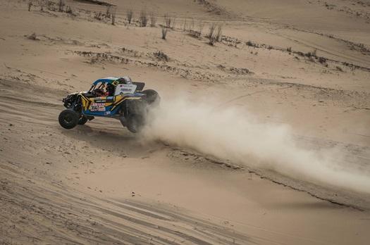 Rally Dakar: Reinaldo Varela e Gustavo Gugelmin vencem 2ª etapa do Rally Dakar