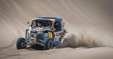 Rally Dakar: Brasileiros conquistam a liderança dos UTVs no Rally Dakar 2018