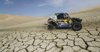 Rally Dakar: Brasileiros assumem o terceiro lugar dos UTVs