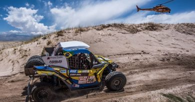 Rally Dakar: Brasileiros cumprem dia longo e mantêm liderança do Rally Dakar