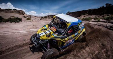 Rally Dakar: Na reta final do Rally Dakar, brasileiros vencem etapa e ampliam liderança