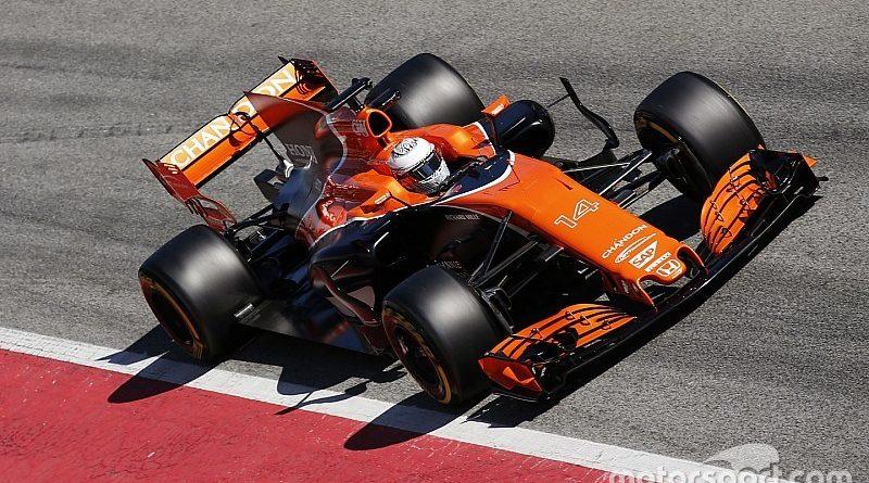 F1: McLaren promete carros com nova aparência em 2018