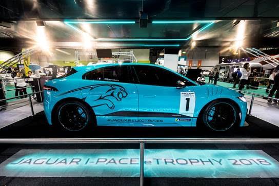 Fórmula E: Jaguar Racing anuncia Michelin como parceira na I-PACE eTROPHY