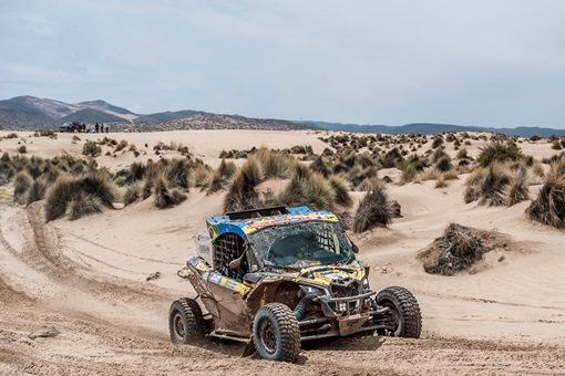 Rally Dakar: Líderes dos UTVs, brasileiros encaram últimos cinco dias do Rally Dakar