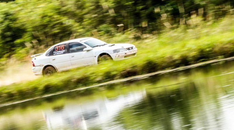 Rally: Motores roncam no sábado para primeiro treino de rali de velocidade no Brasil