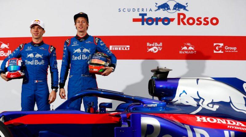 F1: Toro Rosso apresenta oficialmente seu STR13 com motor Honda