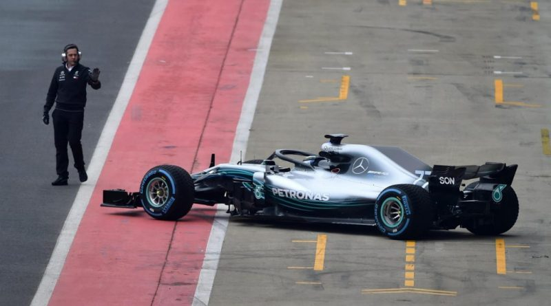 Mercedes-AMG F1 W09 EQ Power+