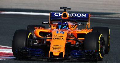 F1: Fernando Alonso fala em volta aos pódios em teste do novo carro da McLaren