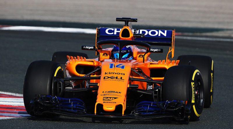 F1: McLaren espera melhoras no desempenho a partir do GP da Espanha