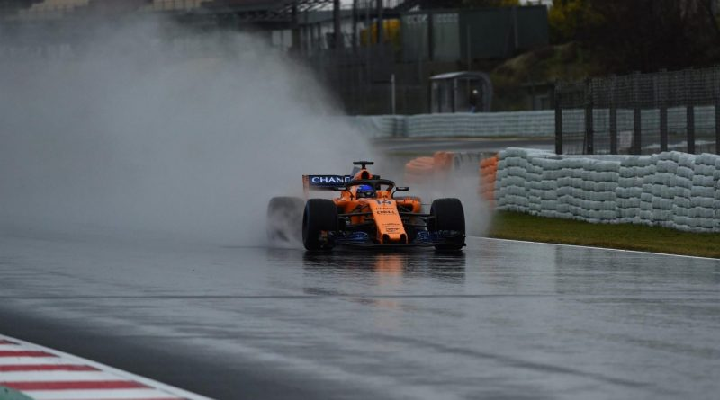 F1: Desempenho nos testes iniciais anima Alonso